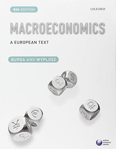 9780199608645: Macroeconomics: A European Text