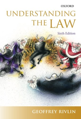 9780199608805: Understanding the Law