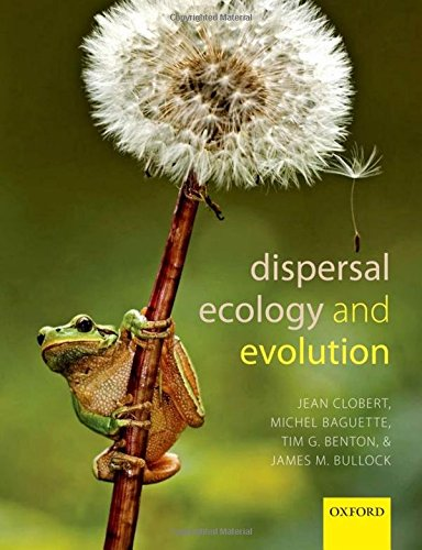 9780199608904: Dispersal Ecology and Evolution