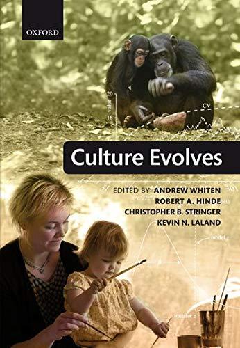 9780199608966: Culture Evolves