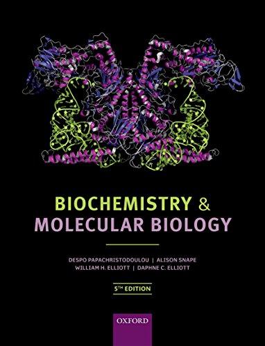9780199609499: Biochemistry and Molecular Biology
