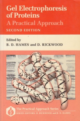 9780199630752: Gel Electrophoresis of Proteins (The practical approach)
