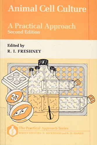 9780199632138: Animal Cell Culture: A Practical Approach