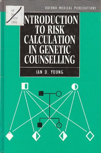 9780199632633: Introduction to Risk Calculation in Genetic Counselling (Oxford Medical Publications)