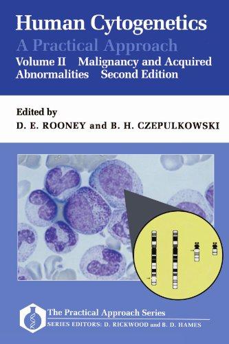 Human Cytogenetics: A Practical Approach Volume II: