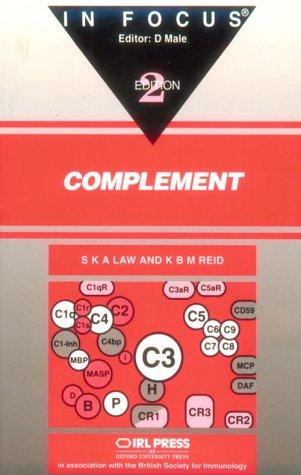 Complement (In Focus Series): Law, S. K.