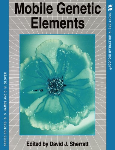 9780199634040: Mobile Genetic Elements (Frontiers in Molecular Biology)