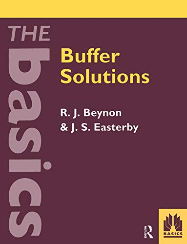 9780199634422: Buffer Solutions (THE BASICS (Garland Science))