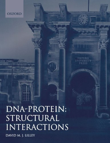 9780199634538: DNA-Protein: Structural Interactions: Frontiers in Molecular Biology