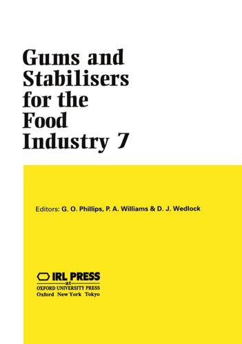 9780199634651: Gums and Stabilisers for the Food Industry 7: 7th