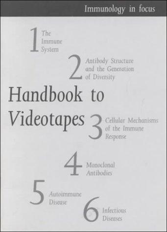 9780199635528: Immunology in Focus: Handbook to Videotapes