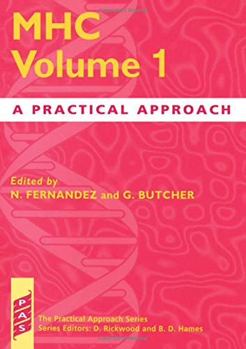 9780199635535: MHC Volume 1: A Practical Approach (Practical Approach Series)
