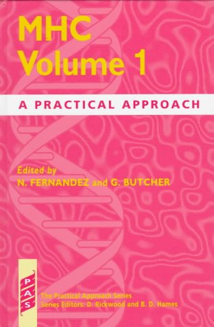 9780199635542: MHC Volume 1: A Practical Approach (The Practical Approach Series)