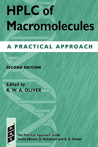 9780199635702: HPLC of Macromolecules: A Practical Approach (Practical Approach Series)