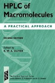 9780199635719: HPLC of Macromolecules: A Practical Approach (The Practical Approach Series)