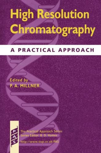 9780199636495: High Resolution Chromatography: A Practical Approach (Practical Approach Series)