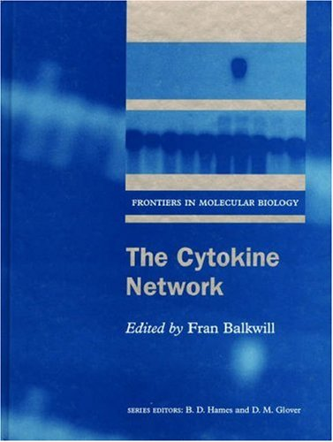 9780199637034: The Cytokine Network (Frontiers in Molecular Biology)