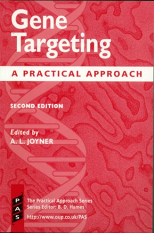 9780199637935: Gene Targeting: A Practical Approach