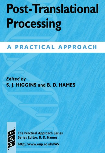 9780199637959: Post-Translational Processing: A Practical Approach (Practical Approach Series)