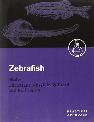 9780199638086: Zebrafish: A Practical Approach (Practical Approach Series)