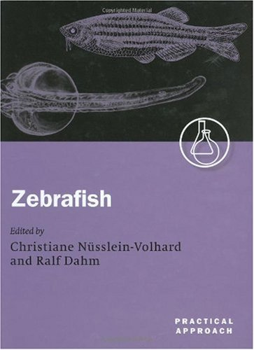 9780199638093: Zebrafish: A Practical Approach (Practical Approach Series)