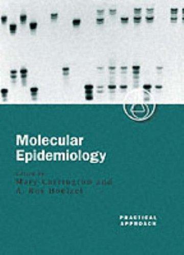 9780199638116: Molecular Epidemiology (The Practical Approach Series)