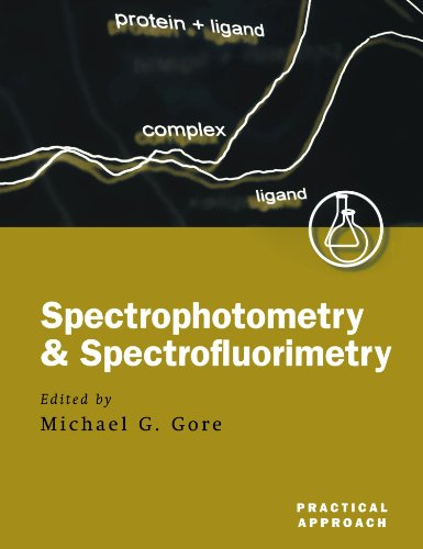 9780199638123: Spectrophotometry and Spectrofluorimetry: A Practical Approach (Practical Approach Series)