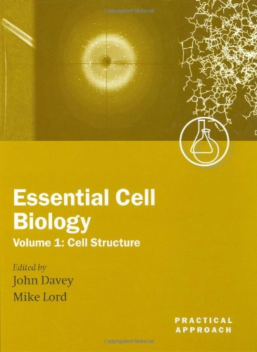 9780199638307: Essential Cell Biology Vol 1: Cell Structure: Cell Structure Vol 1 (Practical Approach Series)