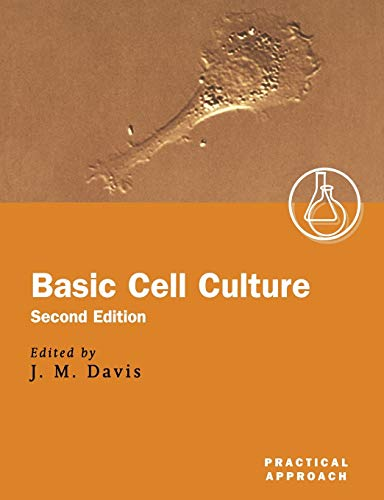 9780199638536: Basic Cell Culture (Practical Approach Series)