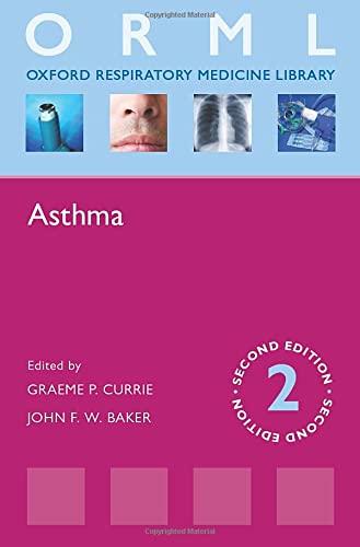 9780199638918: Asthma (Oxford Respiratory Medicine Library)