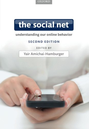 9780199639540: The Social Net: Understanding our online behavior