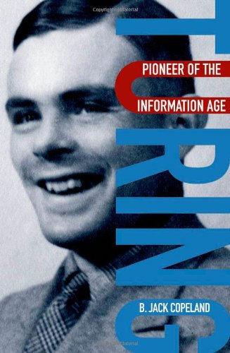 9780199639793: Turing: Pioneer of the Information Age
