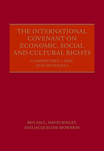 9780199640300: The International Covenant on Economic, Social and Cultural Rights: Commentary, Cases, and Materials