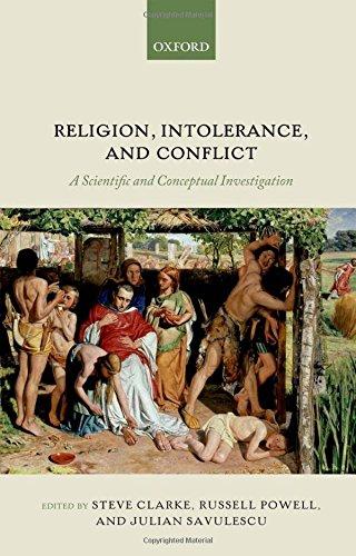 9780199640911: Religion, Intolerance, and Conflict: A Scientific and Conceptual Investigation