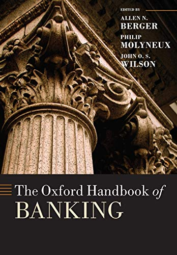 9780199640935: The Oxford Handbook of Banking