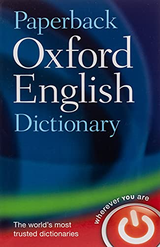 9780199640942: Paperback Oxford English Dictionary