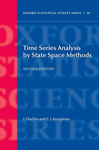 9780199641178: Time Series Analysis by State Space Methods: Second Edition (Oxford Statistical Science Series)