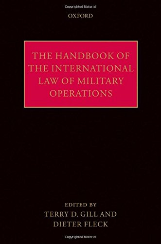9780199641215: The Handbook of the International Law of Military Operations