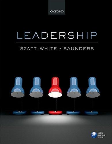 9780199641734: Leadership