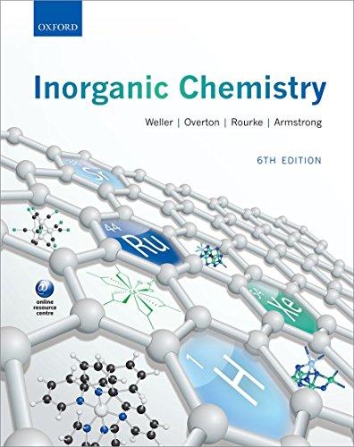 9780199641826: Inorganic Chemistry