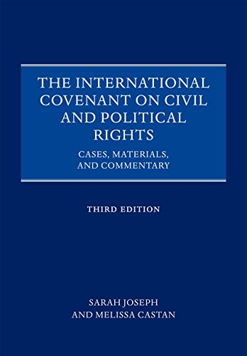 9780199641949: The International Covenant on Civil and Political Rights: Cases, Materials, and Commentary