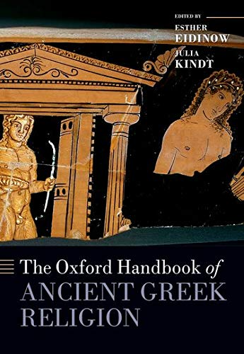 9780199642038: The Oxford Handbook of Ancient Greek Religion (Oxford Handbooks)