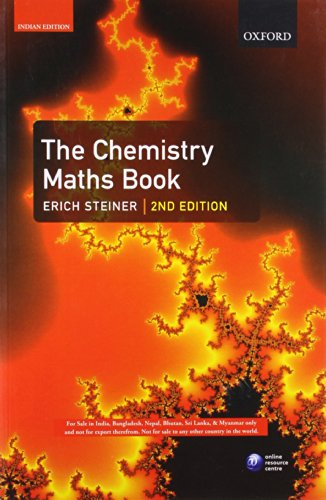 9780199642823: The Chemistry Maths Book