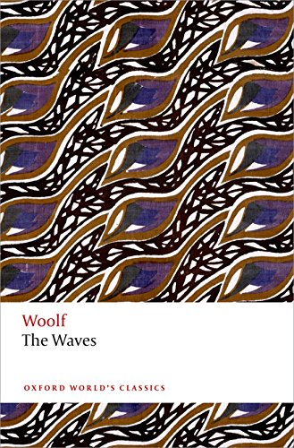 9780199642922: The Waves (Oxford World's Classics)
