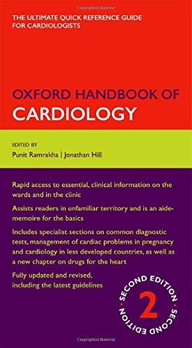 9780199643219: Oxford Handbook of Cardiology (Oxford Medical Handbooks)