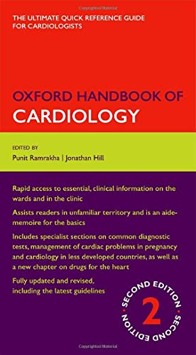 9780199643219: Oxford Handbook of Cardiology