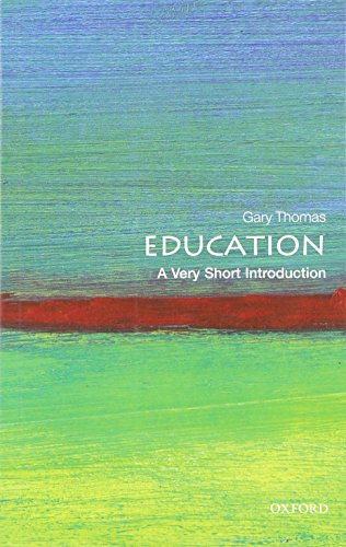 9780199643264: Education: A Very Short Introduction (Very Short Introductions)