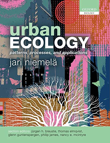 9780199643950: Urban Ecology: Patterns, Processes, and Applications