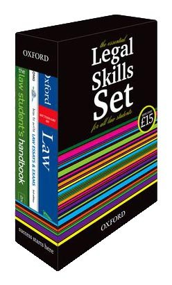 9780199644032: The Essential Legal Skills Set