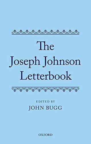 9780199644247: The Joseph Johnson Letterbook